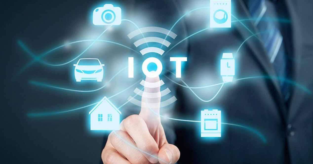 Internet de las cosas como agente de transformación de procesos de negocio  - Empresas Conectadas